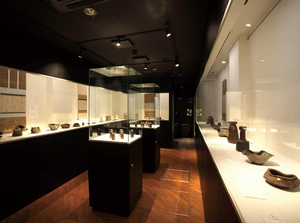 photo:The Museum of Furuta Oribe