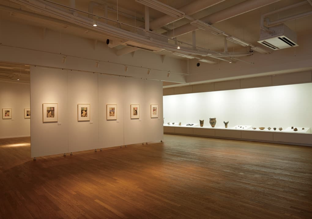 Museum of Kyoto University of Art and Design