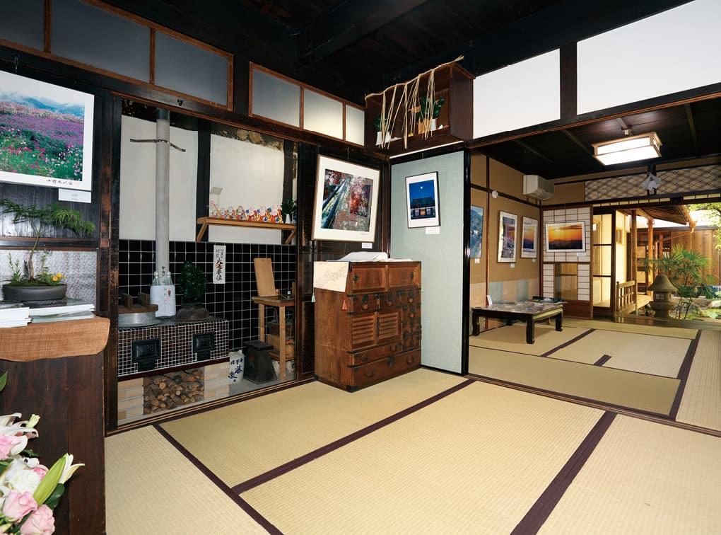 Mizuno Katsuhiko Machiya Photo Gallery