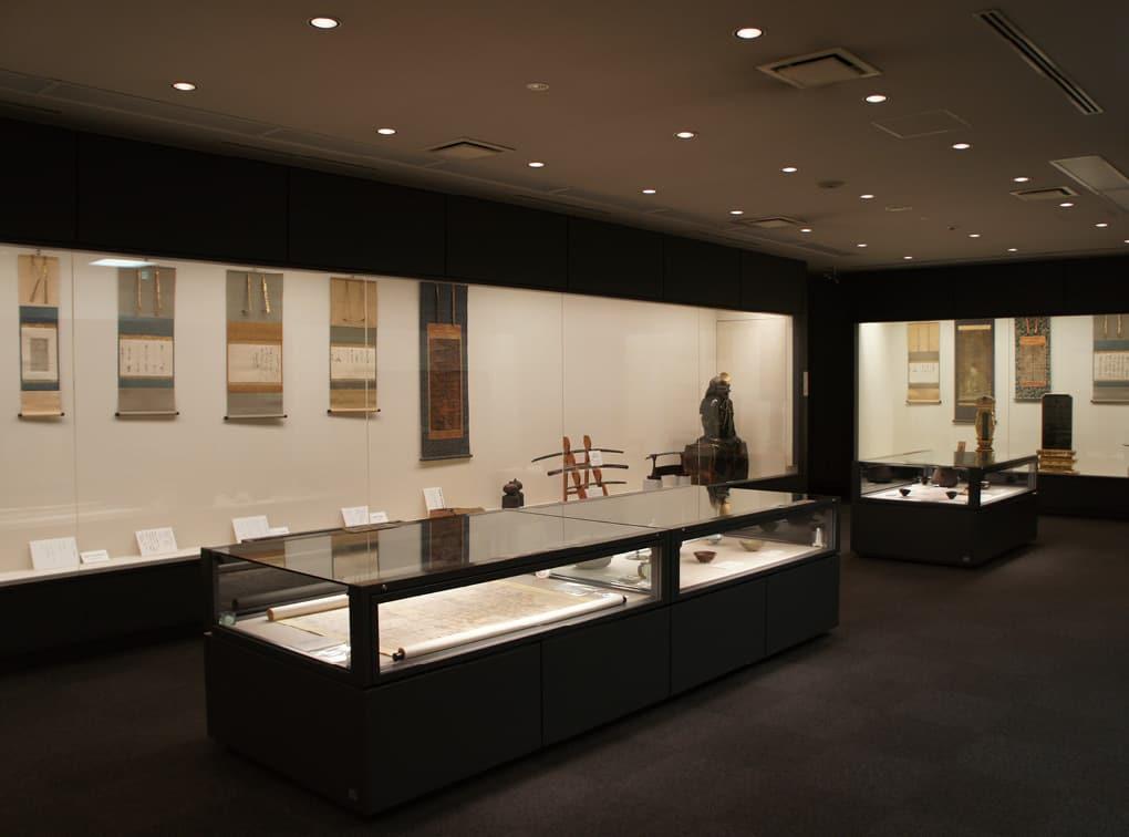 Honno-ji Temple Museum DAIHOUDEN