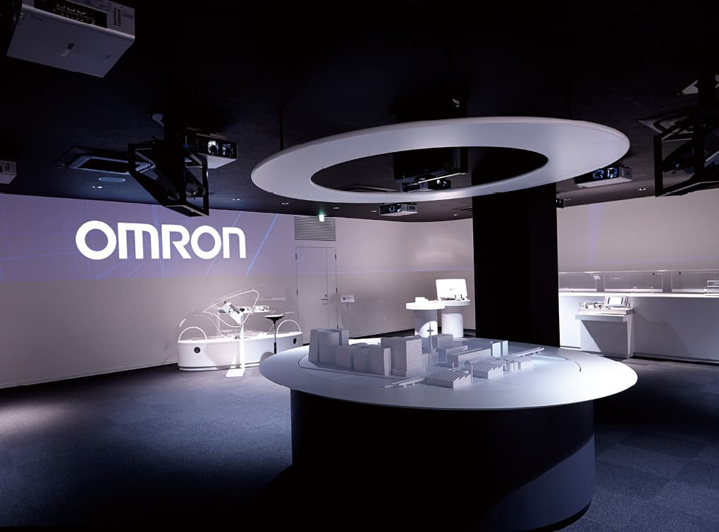 Omron Communication Plaza