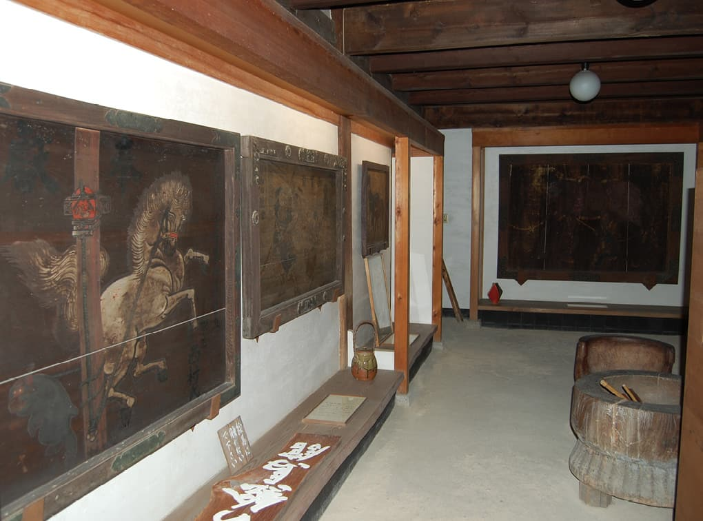 photo:Konpira Ema Gallery and Glass Gallery