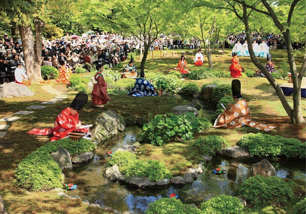 Jonan-gu Shrine Sacred Garden and Suiseki-tei Gallery