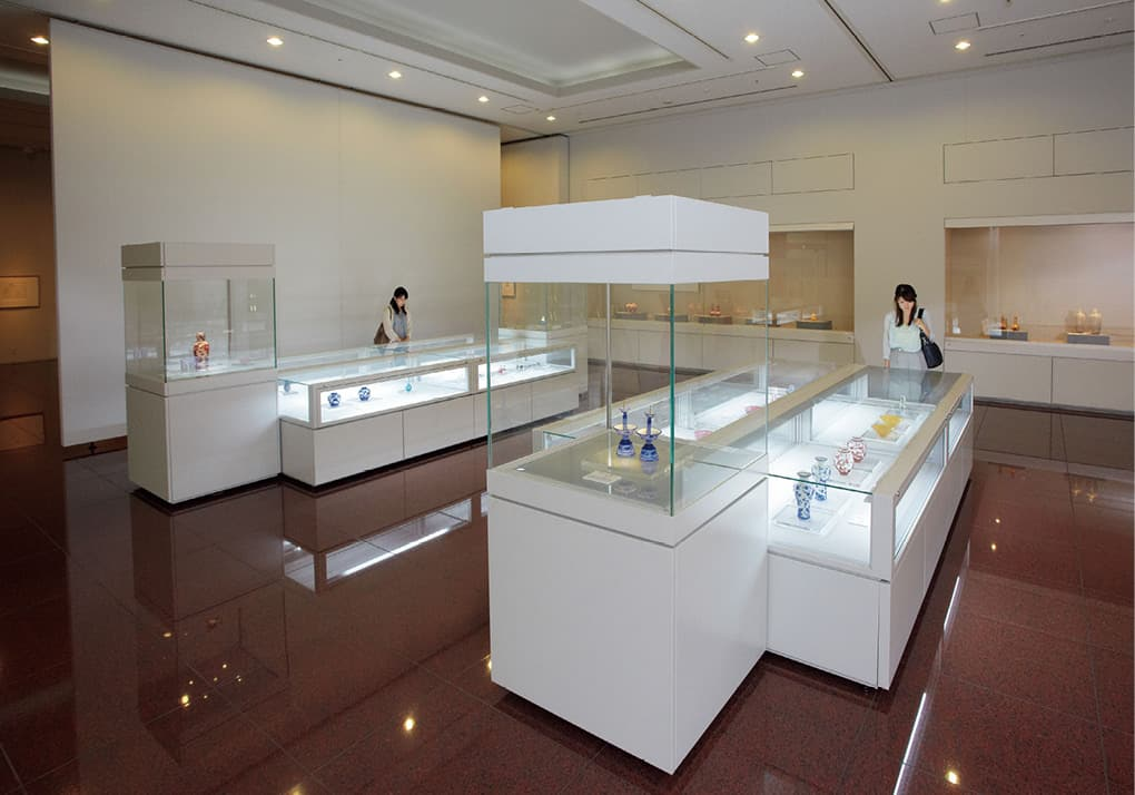 The Kyocera Museum of Art/The Kyocera Museum of Fine Ceramics