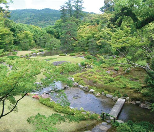 photoView from main Japanese house's 2nd floor