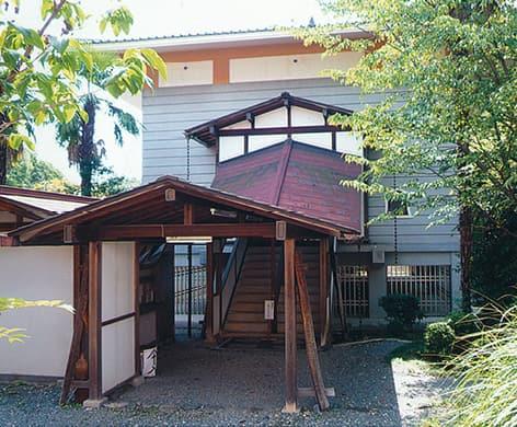 Seiryo-ji Temple Reiho-kan
