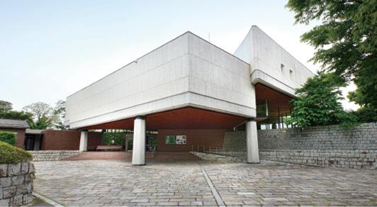 photoExterior of museum