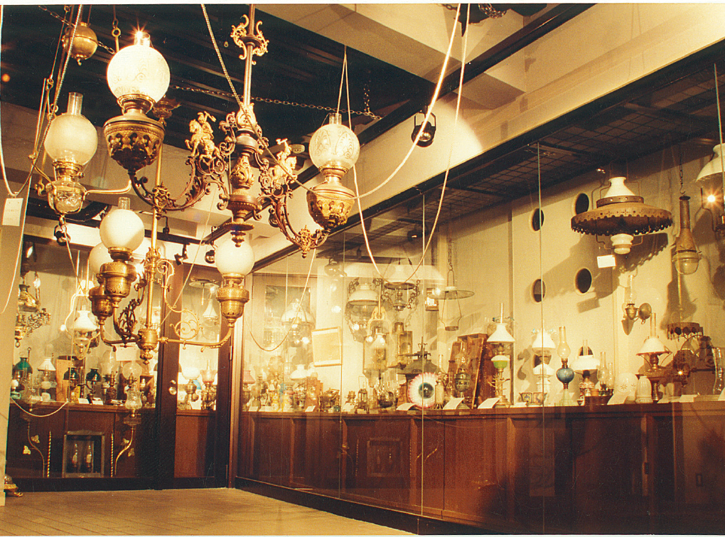 photo:Kyoto Gion Lamp Museum