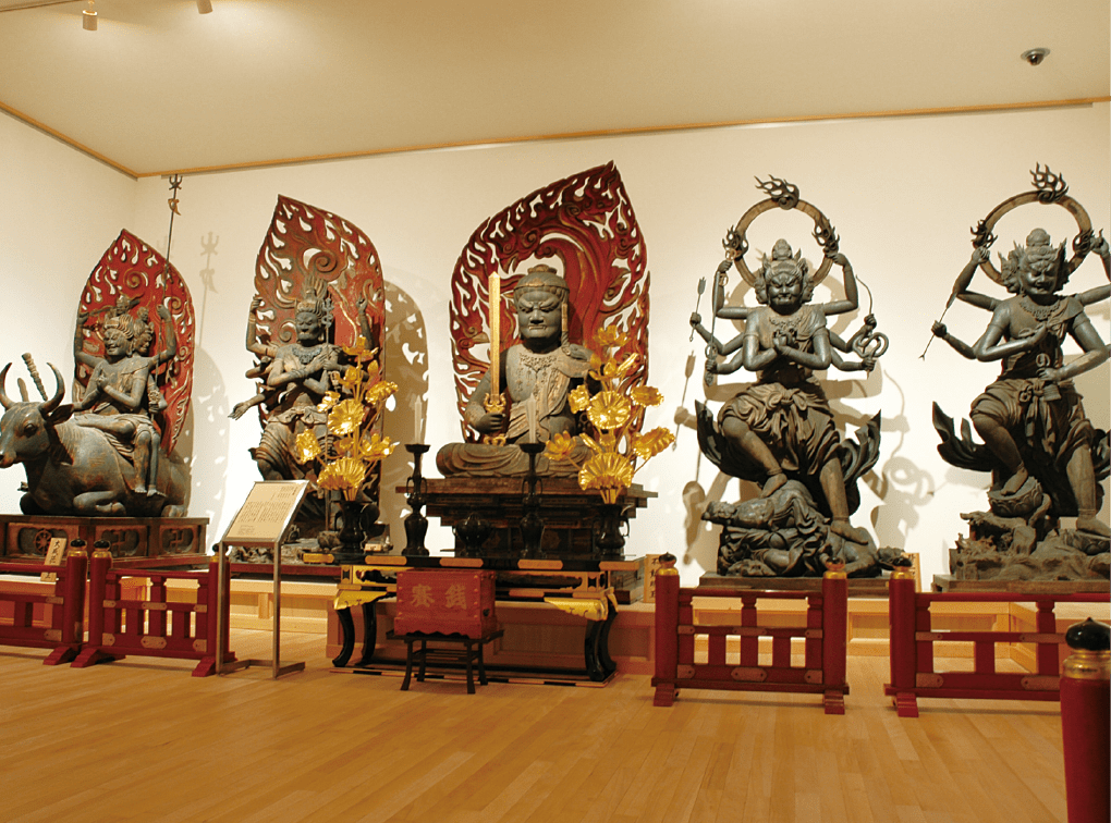 Daikaku-ji Temple Reiho-kan