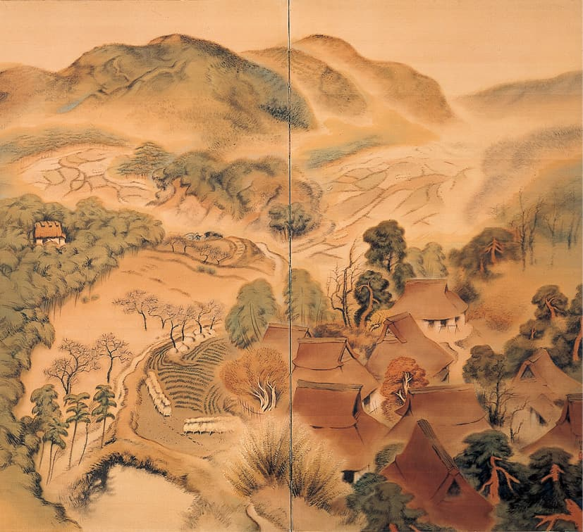 写真:京都府立堂本印象美術館