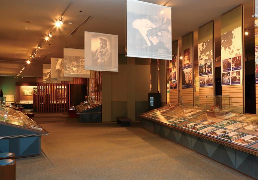 写真:立命館大学 国際平和ミュージアム