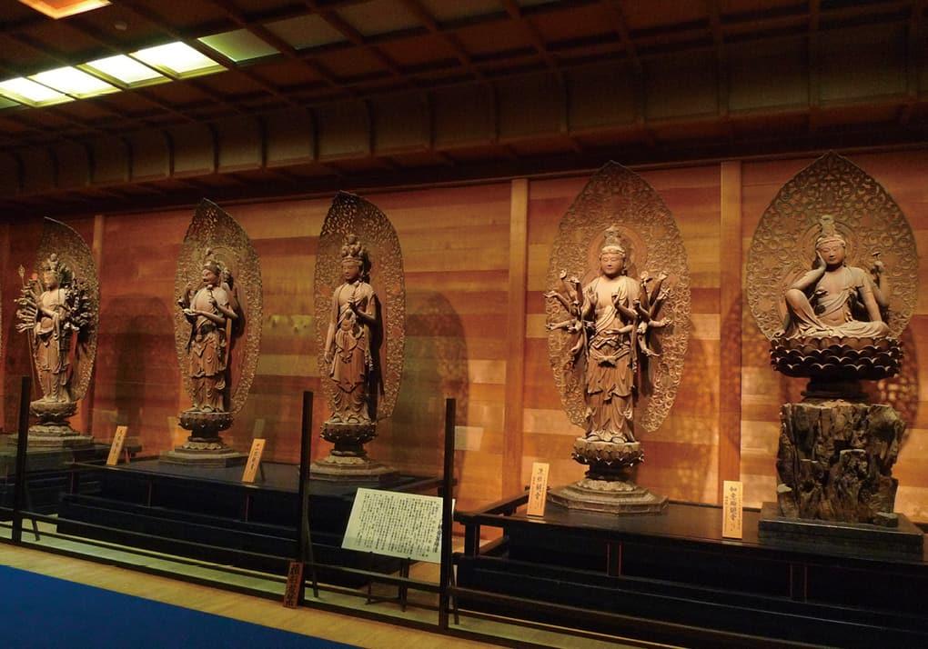 写真:千本釈迦堂 大報恩寺霊宝殿