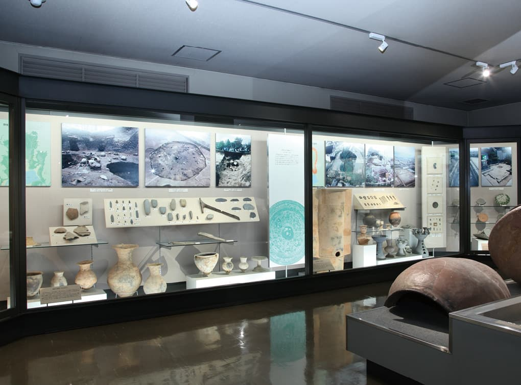 写真:京都市考古資料館