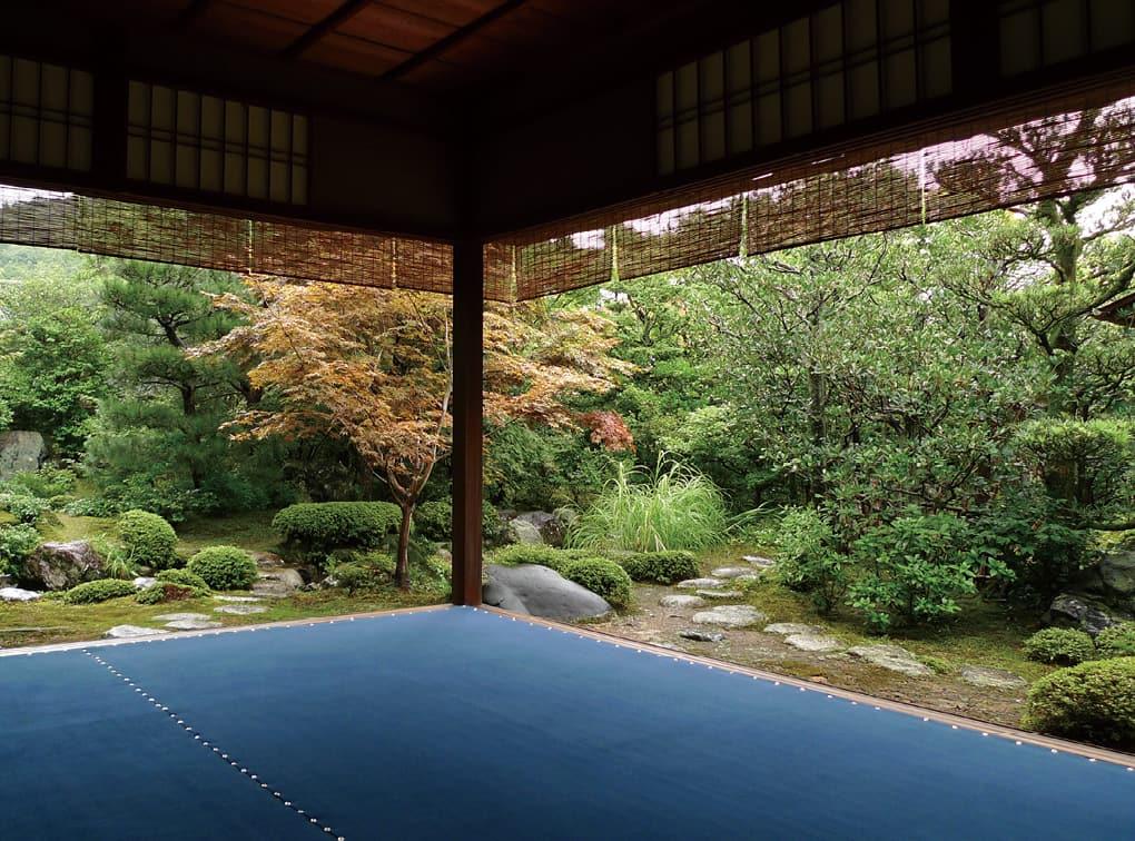 写真:社家・西村家庭園