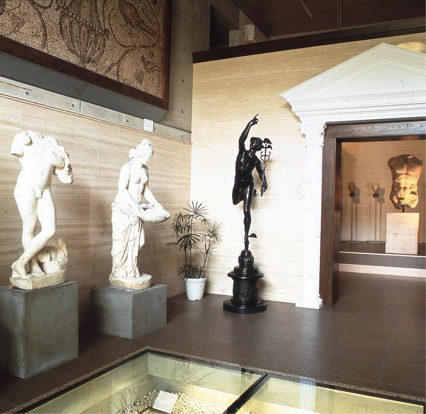 写真:京都ギリシアローマ美術館