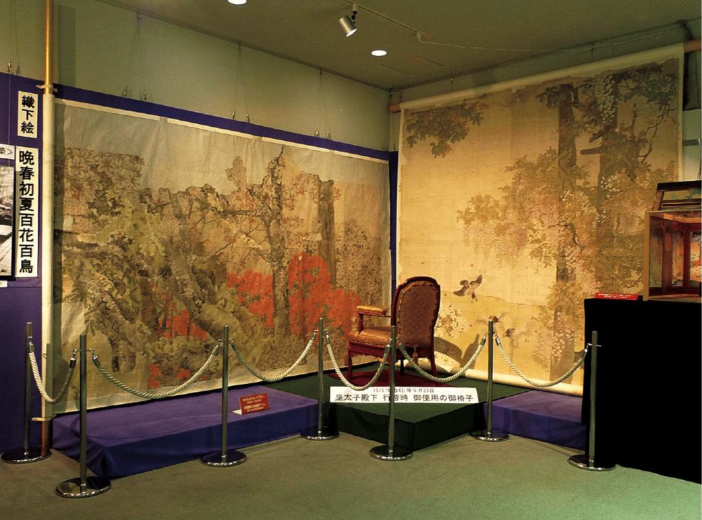 写真:川島織物文化館