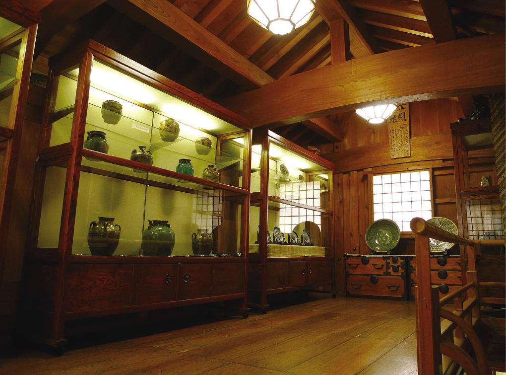 写真:京都民芸資料館