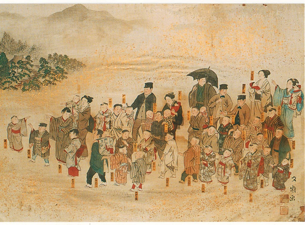 写真:三宅八幡神社 絵馬展示資料館
