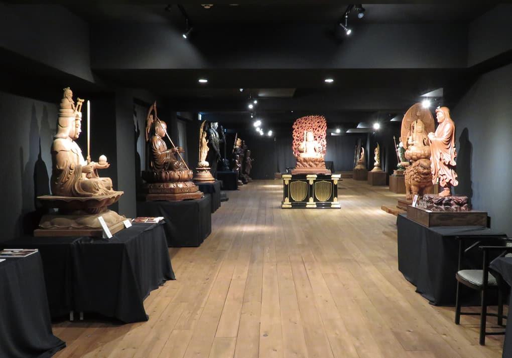 松本明慶佛像彫刻美術館