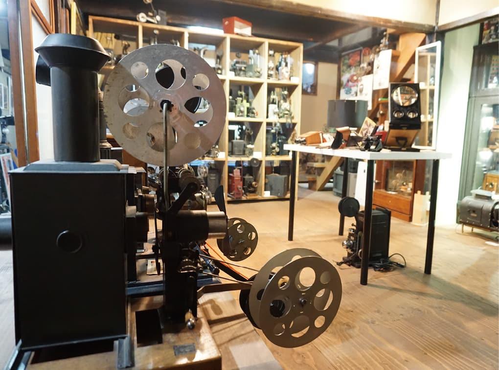 おもちゃ映画ミュージアム 一般社団法人京都映画芸術文化研究所