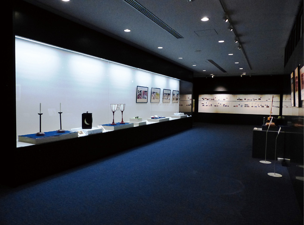 京都産業大学ギャラリー
