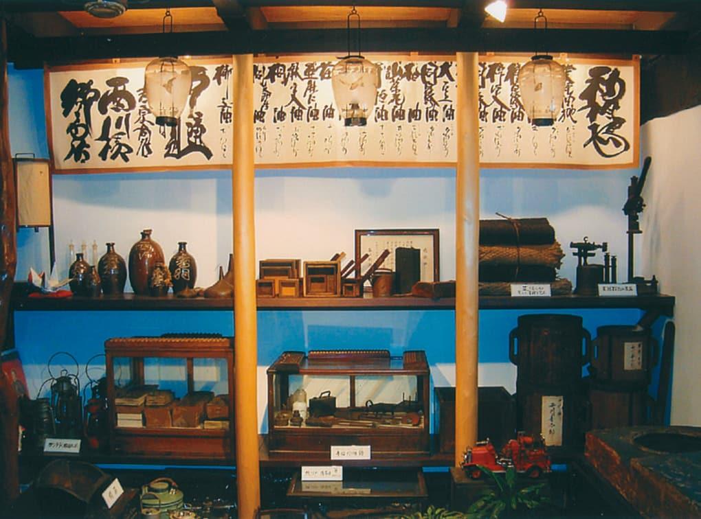 写真:西川油店