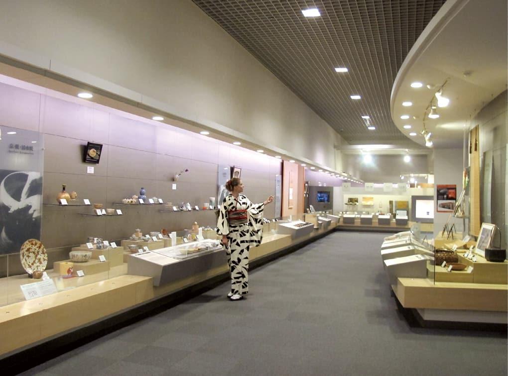 写真:京都伝統産業ふれあい館