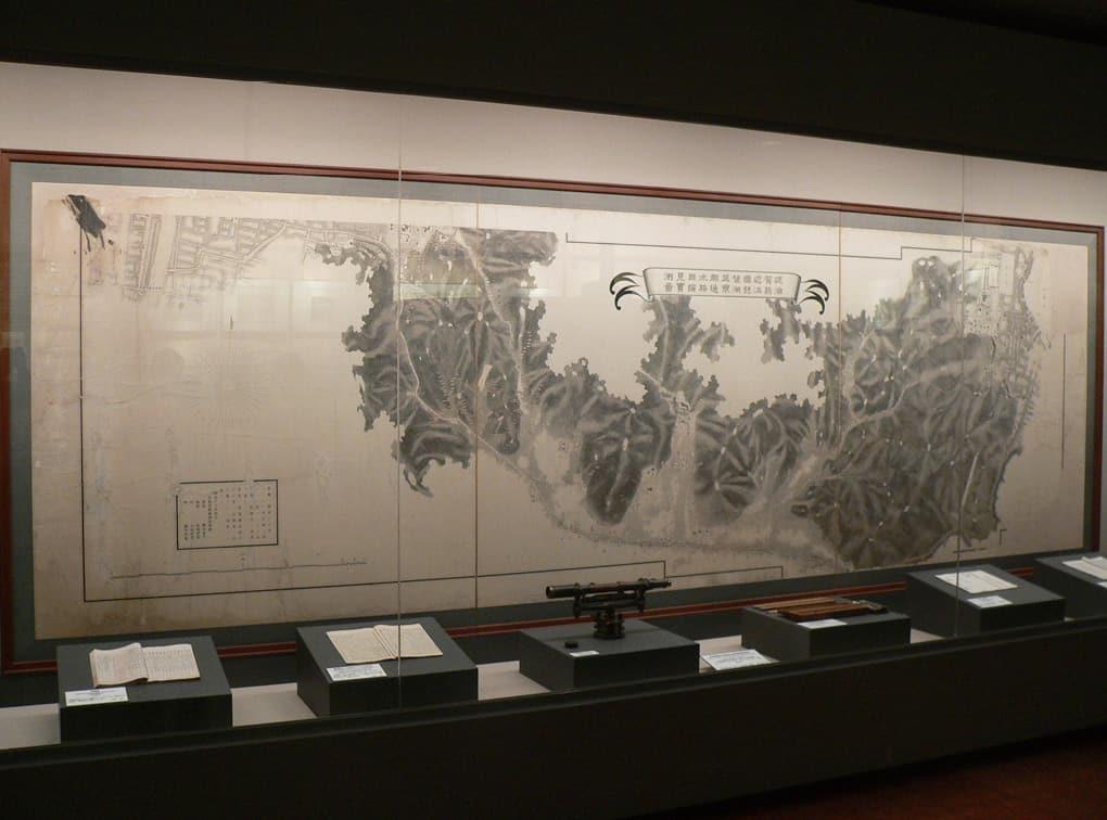 写真:琵琶湖疏水記念館