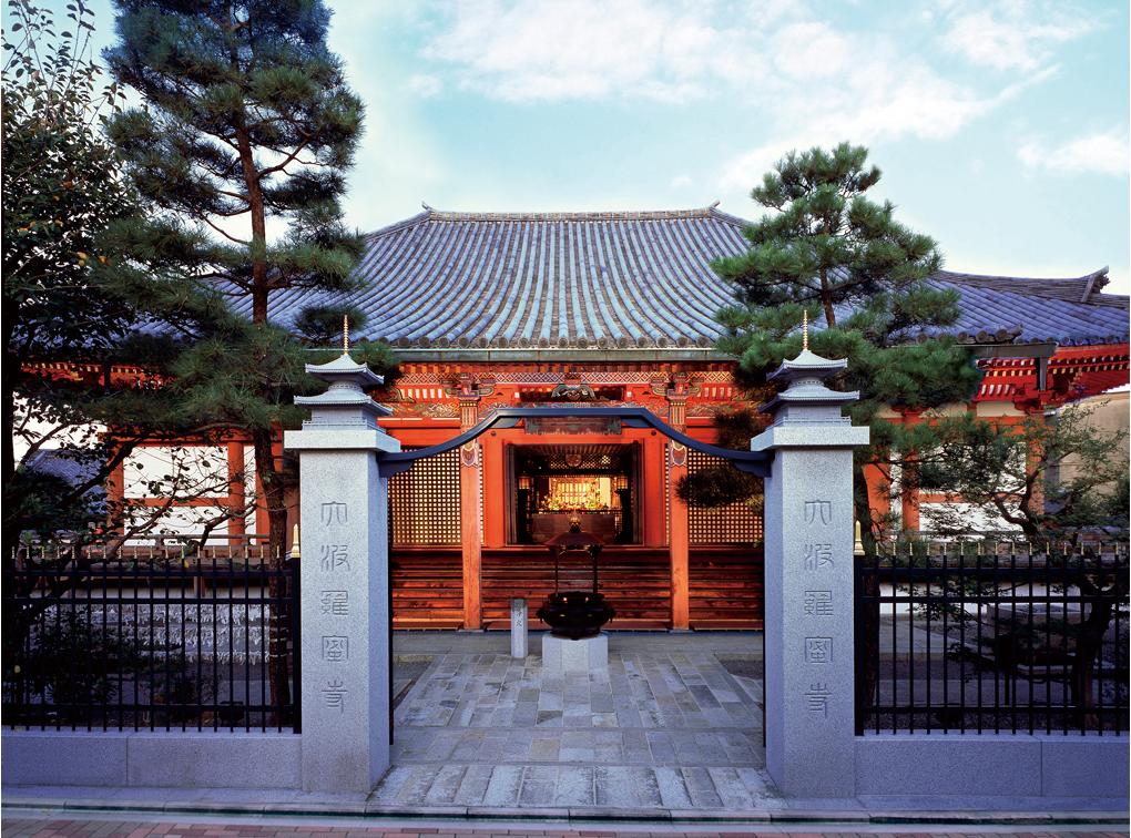 写真:六波羅蜜寺 文化財宝物館