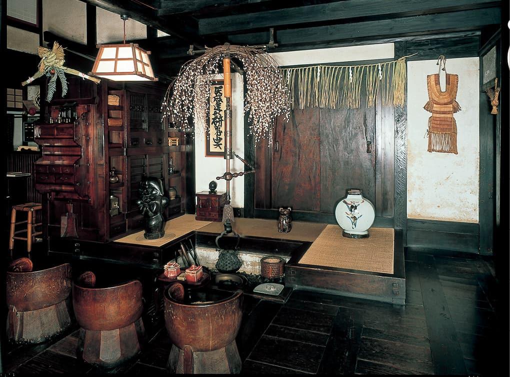 写真:河井寬次郎記念館