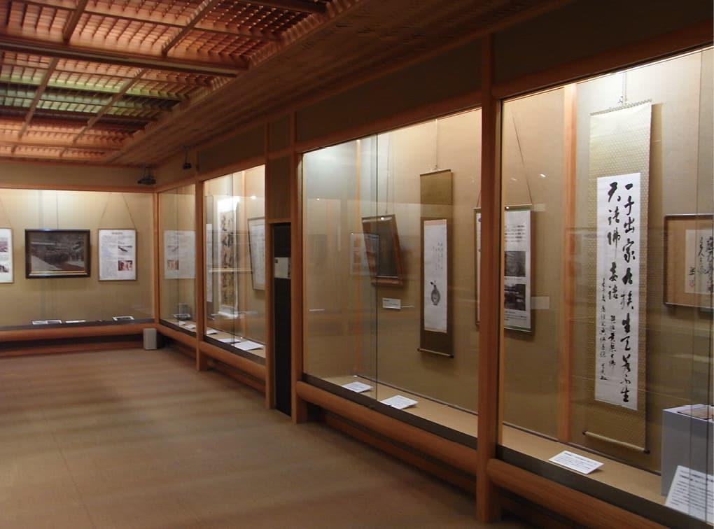 写真:一燈園資料館「香倉院」