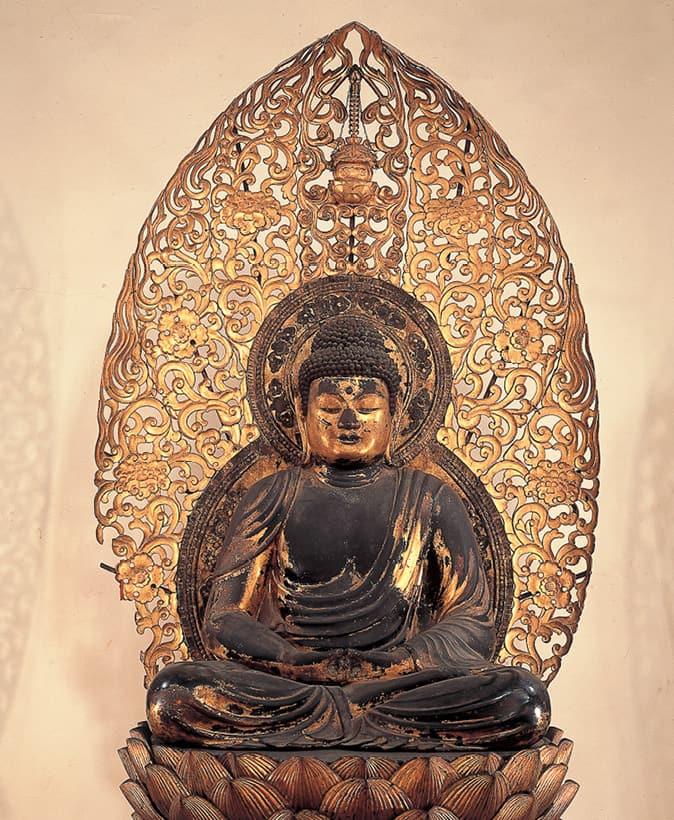 写真:仁和寺霊宝館