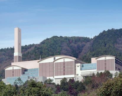 写真:環境教育学習施設 京都市東北部クリーンセンター