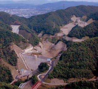 写真:環境教育学習施設 京都市東部山間埋立処分地(エコランド音羽の杜)