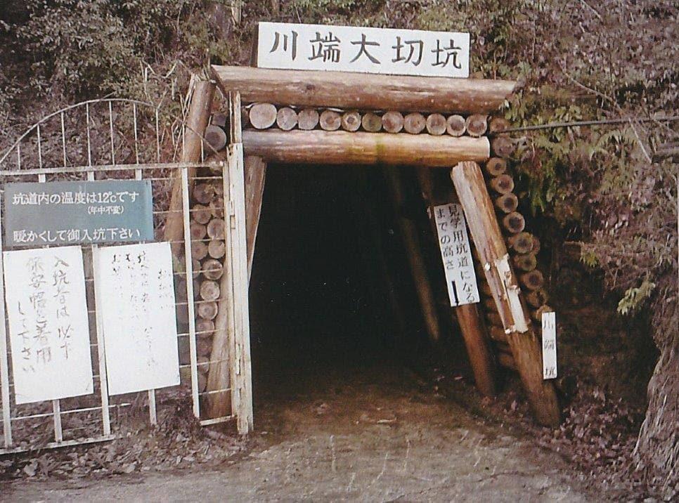 写真:丹波マンガン記念館
