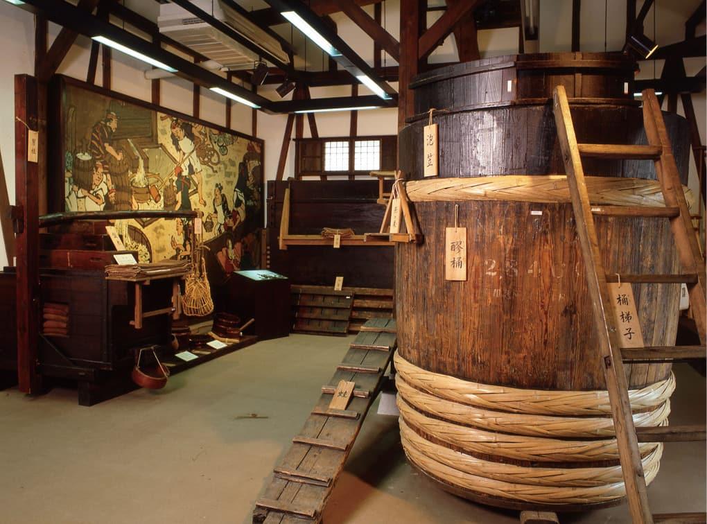 写真:月桂冠大倉記念館