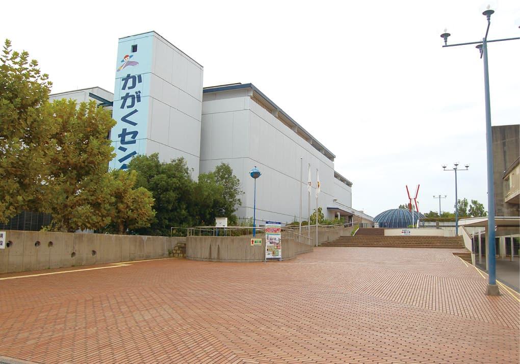 写真:京都市青少年科学センター