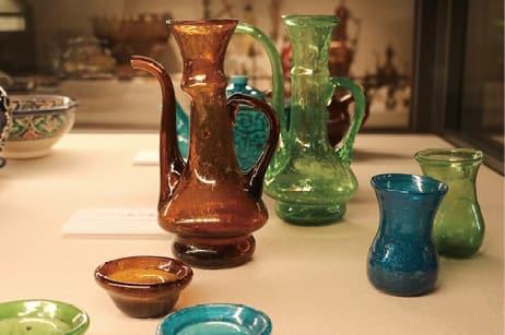 写真展示物 レバノンのガラス細工