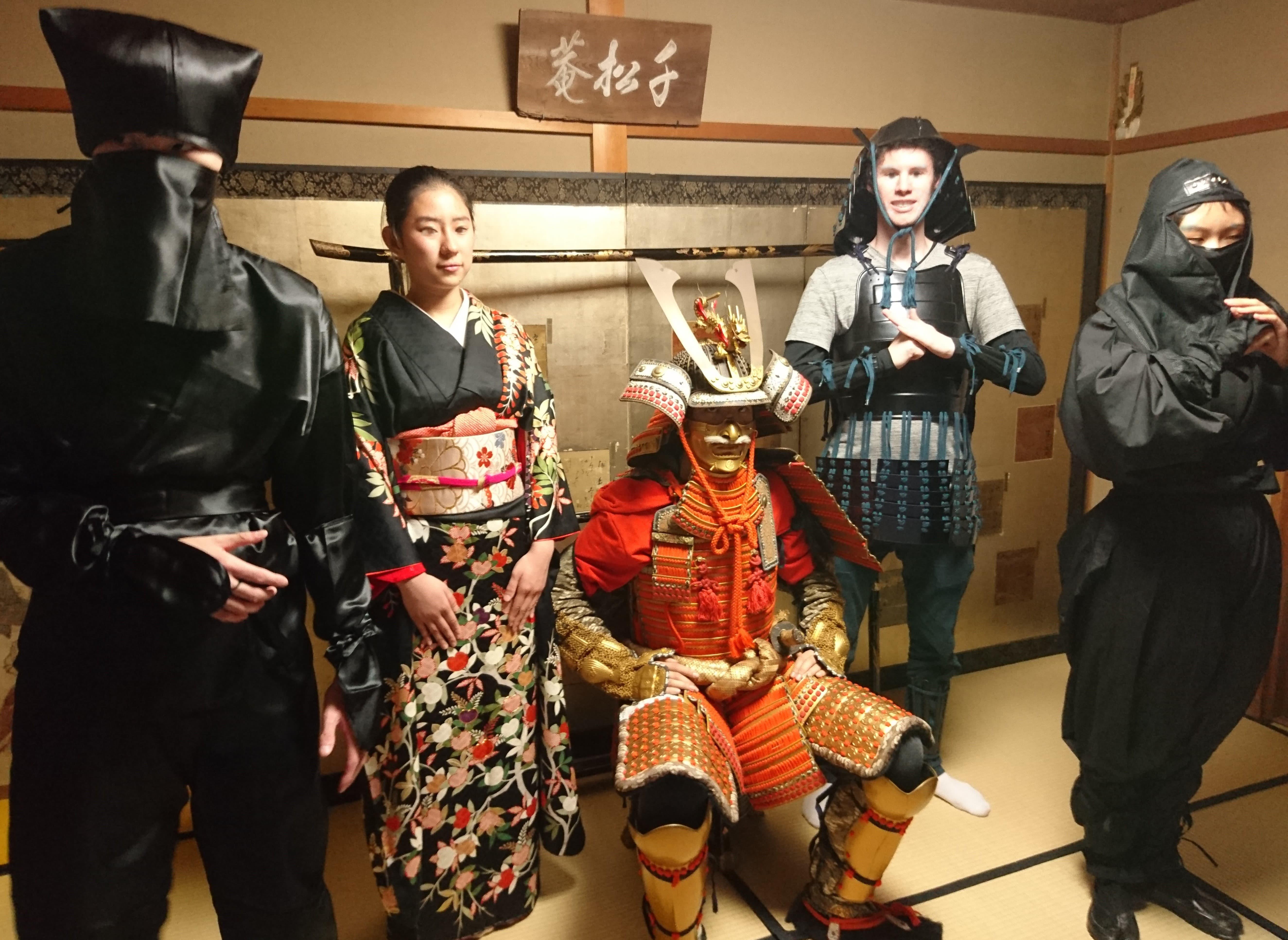 写真:日本伝統茶室 数寄屋建築博物館
